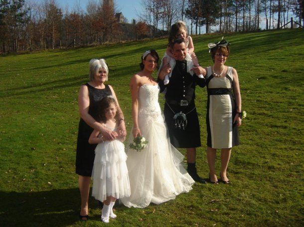Stirling Management Centre Wedding