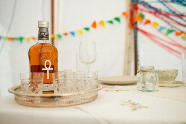 wedding whisky