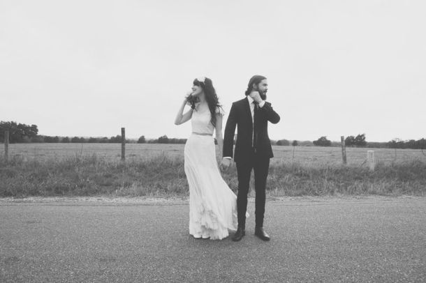 bleubird wedding