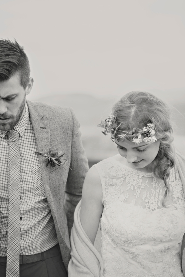 Scottish wedding inspiration